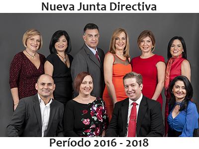 Nueva Junta Directiva