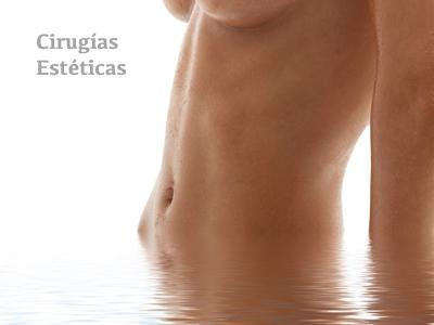 Cirugías Estéticas