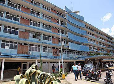 "Hospital Universitario ""Dr. Manuel Núñez Tovar"""