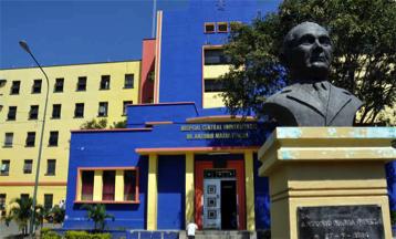 """Hospital Central Universitario """"Dr. Antonio María Pineda"""""""