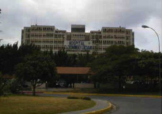 "Hospital ""Dr. Domingo Luciani"""