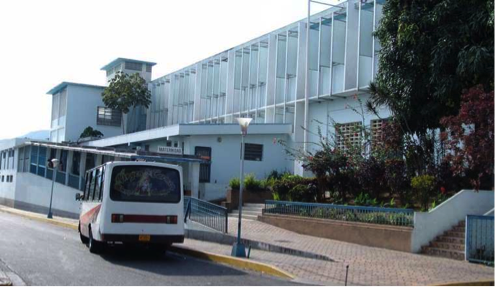 "Hospital ""Dr. Jesus Yerena"" (Lídice)"