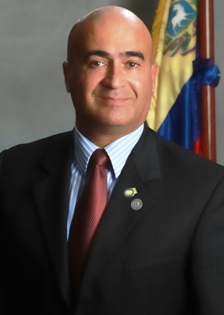 ¡Felicitaciones Dr. Jesús Orlando Pereira!