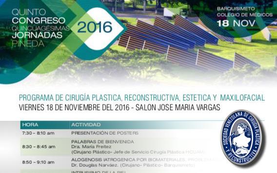 """Jornadas Científicas """"Hospital Dr. Antonio María Pineda"""", 18 de noviembre."""