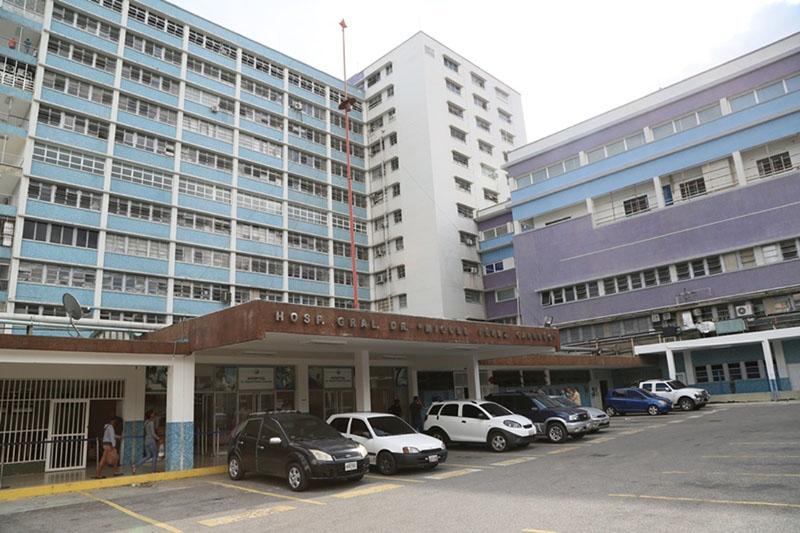 """Hospital General """"Dr. Miguel Pérez Carreño"""""""