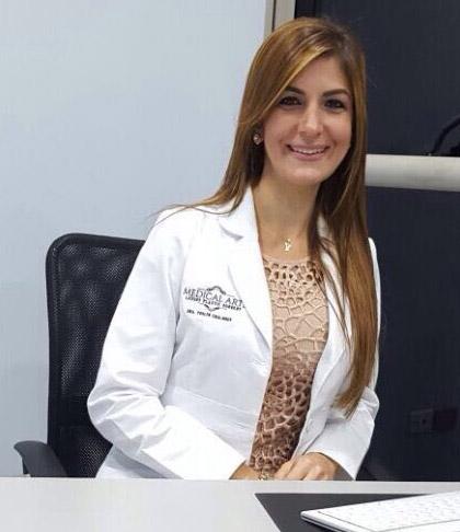 Dra. Chalhoub Bucce, Yoslyn Desiree