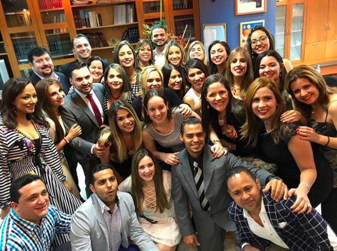 Les presentamos al grupo de residentes de 3er año graduandos 2017. Bienvenidos colegas a la SVCPREM.